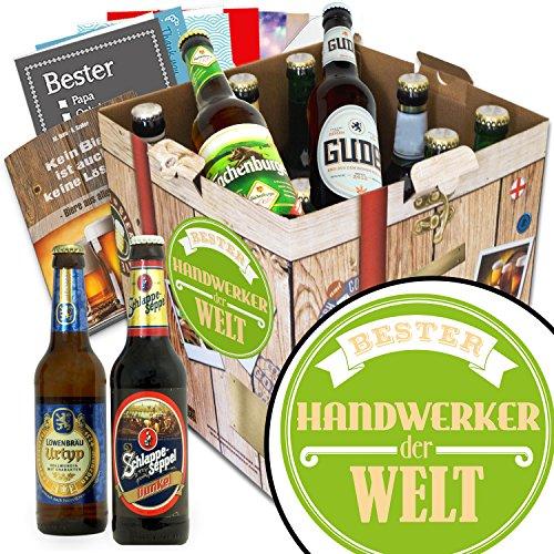 Bester Handwerker   Deutsche Biere   Bierpaket