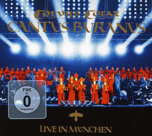 Live In Munich Dvd+2cd