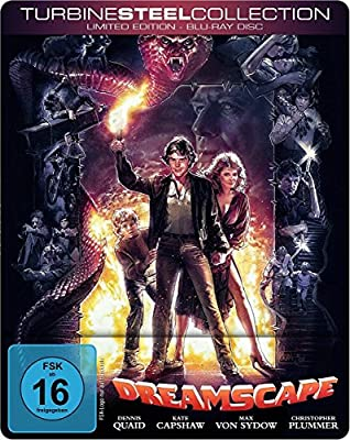 Dreamscape (Limited Edition Turbine Steel) (Blu-ray)