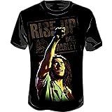 Bob Marley Arm Up Men's T-Shirt