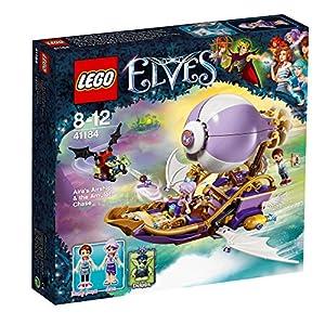 LEGO 41184 - Mattoncini, La Barca Volante di Aira e l'Inseguimento LEGO elves LEGO