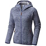 Columbia Sportswear Damen Chillin Fleece Jacket, Bluebell, L