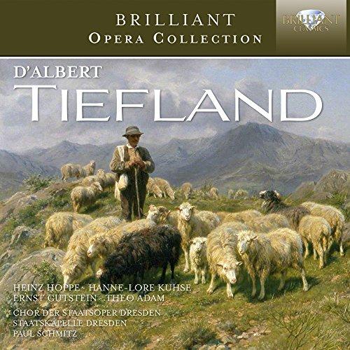 D'Albert, Eugen : Tiefland