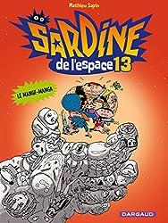 Sardine de l'espace - tome 13 - Le mange-manga (13)