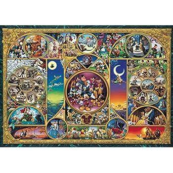 1000 Piece Tenyo Japan Jigsaw Puzzle DW-1000-414 Disney Mickey Its Magic