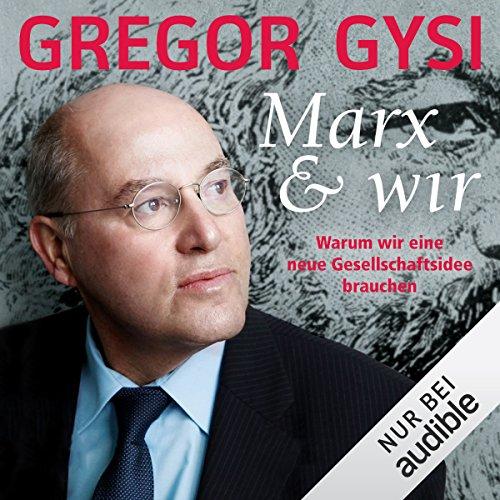 Buchseite und Rezensionen zu 'Marx und wir' von Gregor Gysi