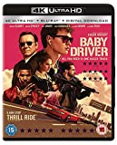 Baby Driver [Blu-ray] [Import italien]
