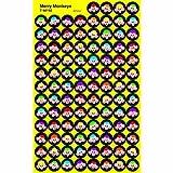 Merry Monkeys superSpots?Reward Stickers by TREND ENTERPRISES INC.