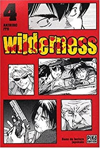 Wilderness Edition simple Tome 4