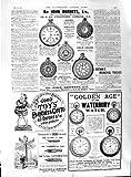 Publicité 1891 John Bennett Waterbury Parkins Gotto Floriline Allen Hanbury
