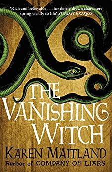 The Vanishing Witch by [Maitland, Karen]