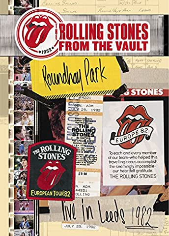 Stones:Live in Leeds 1982 [Import anglais]