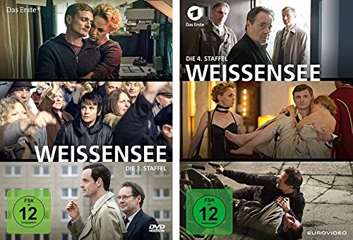 Staffel 3+4 (4 DVDs)