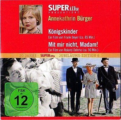 Königskinder / Mit mir nicht, Madam! / SUPERillu Unsere schönsten DEFA-Filme (Jubiläumsedition 6))