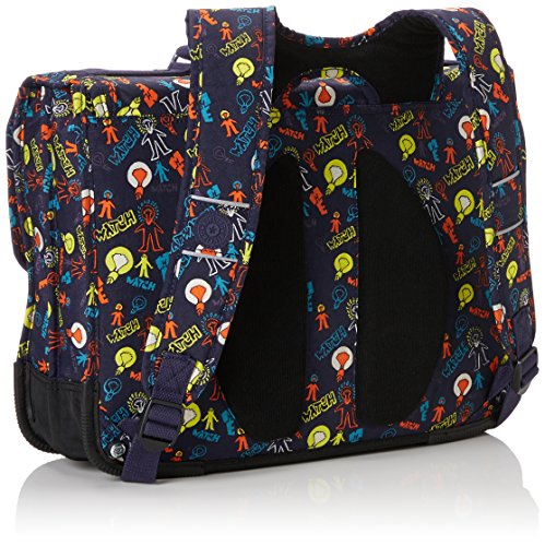 *Kipling Preppy Sac à dos enfants, 41 cm, 15 liters, Multicolore (Bright Light) Prix