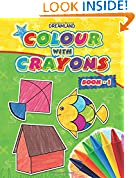 #3: Colour with Crayons - Part 1