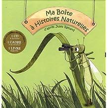 Ma Boîte a Histoires Naturelles (1CD audio)