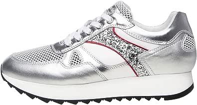 Nero Giardini E010522D Sneakers Donna in Pelle