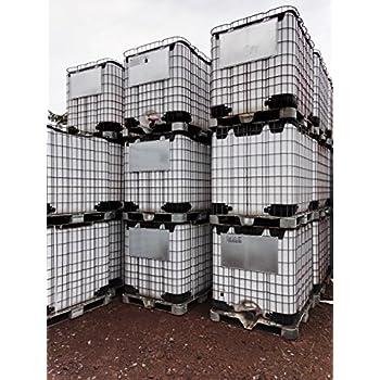 1000 liter ibc container tank wassertank lebensmittelecht. Black Bedroom Furniture Sets. Home Design Ideas