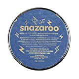 Snazaroo Face and Body Paint, 18 ml - Metallic Electric Blue (Individual Colour)