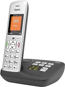 Gigaset E390a Schnurloses Seniorentelefon Für Senioren Elektronik