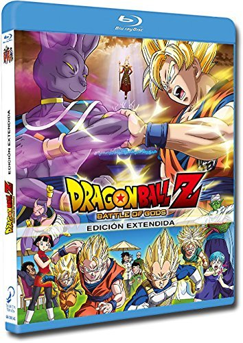 Dragon Ball Z Battle Of Gods - Edición Extendida [Blu-ray]