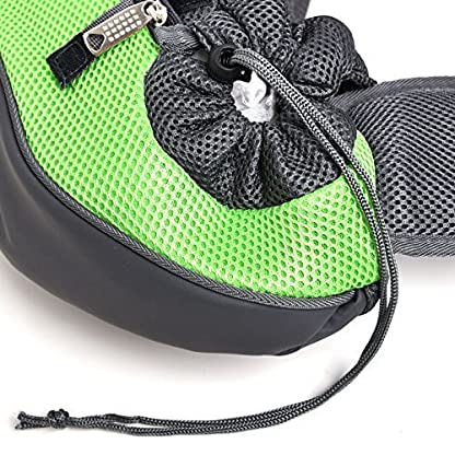 aokur Pet Sling Dog Cat Kitty Carry Carrier Outdoor Travel Oxford Single Shoulder Bag for Yorkie, Chihuahua etc 6