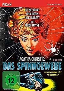 Agatha Christie: Das Spinngewebe (The Spider's Web) / Hochspannender Agatha-Christie-Krimi nach dem Kriminalstück IM SPINNENNETZ (Pidax Film-Klassiker)