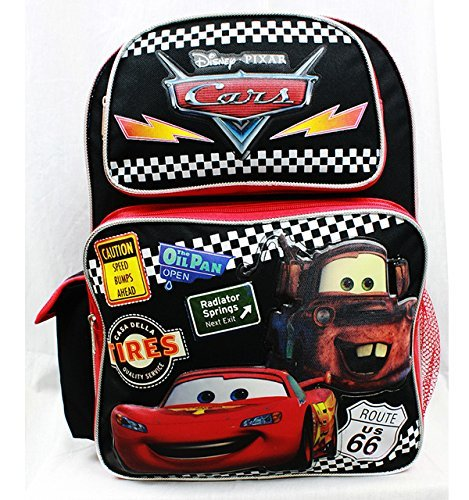 backpack-disney-cars-tires-black-large-school-bag-boys-new-a05689