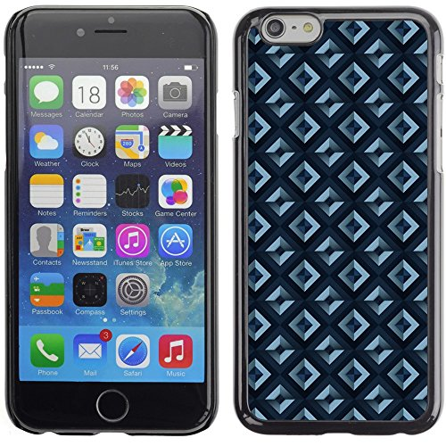 Graphic4You GLITCHY Muster Harte Hülle Case Tasche Schutzhülle für Apple iPhone 6 Plus / 6S Plus Design #14