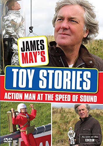Image of James May Toy Story - Action Man [DVD]