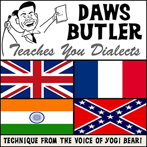 Daws Butler Teaches You Dialects  Audiolibri