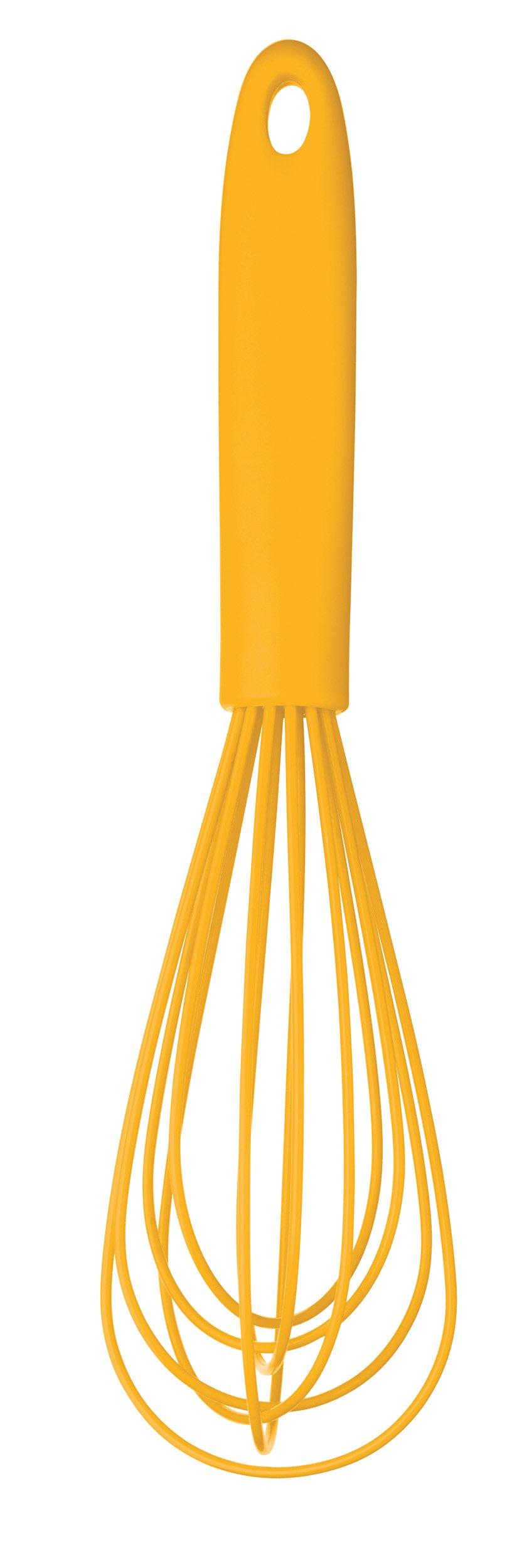 Frusta cucina silicone Colourworks Gialla