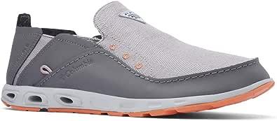 Columbia Bahama Vent Loco II Chaussures Bateau pour Homme - - Charcoal Island Orange, 16 Wide US