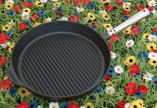SKEPPSHULT Poêle grill, 28 cm