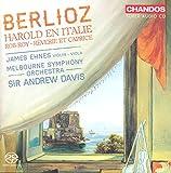 Berlioz:Harold En Italie [James Ehnes; Melbourne Symphony Orchestra, Sir Andrew Davis] [CHANDOS: CHSA 5155]
