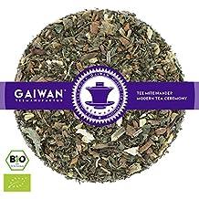 "N° 1140: Tè alle erbe biologique in foglie ""Punch Invernale"" - 250 g - GAIWAN® GERMANY - tè verde menta, tisana alle erbe, tisane in foglia, tè bio, menta piperita, cassia, liquirizia, chiodo di garofano, zenzero, arancia"