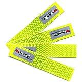 Salzmann Diamond Grade Sticker gemaakt met 3M Scotchlite, waterdicht, alle weersomstandigheden, outdoor veiligheid reflectere