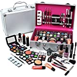 Urban Beauty - Vanity Case Cosmetic Make Up Urban Beauty Box Travel Carry Gift Storage 60 Piece