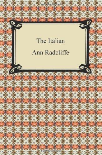 Portada del libro The Italian by Ann Ward Radcliffe (2009-01-01)