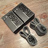 Black Stone 2x AV 12 Zoll Schlauch 12 1/2x2 1/4 | 47/62-203 Auto-/Schrader- Ventil Fahrrad, Roller, Dreirad, Kinder- Bollerwagen, Anhänger