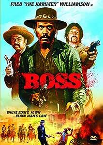 Boss [DVD] [1975] [Region 1] [US Import] [NTSC]