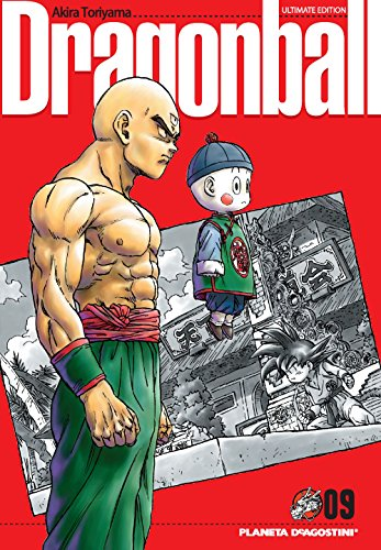 Dragon Ball nº 09/34 (DRAGON BALL ULTIMATE) por Akira Toriyama