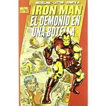 Iron Man, El demonio en una botella