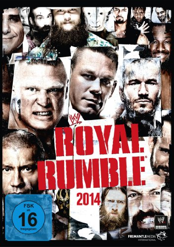 WWE - Royal Rumble 2014 - Extreme Dvd Wwe