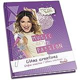Violetta - Libro uñas creativas (Simba 8691503)
