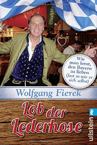 Buchseite und Rezensionen zu 'Lob der Lederhose' von Wolfgang Fierek