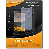 SWIDO Film de Protection d'écran pour Aermoo M1 [Lot de 2] Anti-reflet, Mat, Film Protecteur, Extrêmement résistant, Anti-Rayures, Pas de Bulles