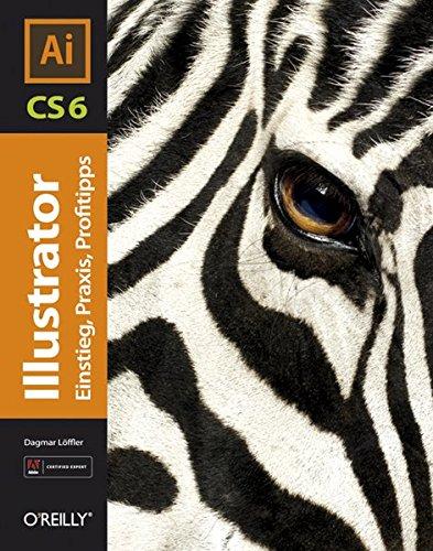 Illustrator CS6 - Einstieg, Praxis, Profitipps Buch-Cover