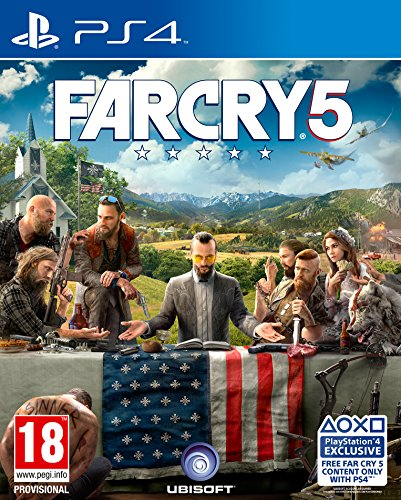 Far Cry 5 (PS4) Best Price and Cheapest